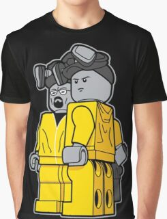 Breaking Lego Graphic T-Shirt