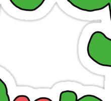 Huge D<3rk Sticker