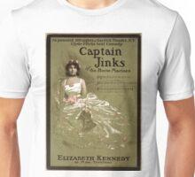 Captain Jinks of the Horse Marines - Strobridge - 1902 Unisex T-Shirt