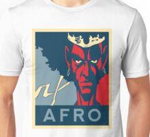 Hope and afro Unisex T-Shirt