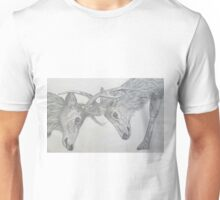 Stag Fight Unisex T-Shirt