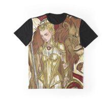 Virginia-Minerva Graphic T-Shirt