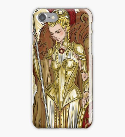Virginia-Minerva iPhone Case/Skin