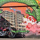 Street Art by Declan Carr