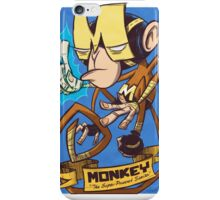 Dial M for Monkey Haymaker iPhone Case/Skin