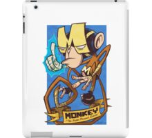Dial M for Monkey Haymaker iPad Case/Skin