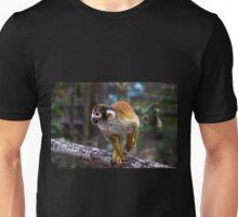 Capuchin Monkey At Amaru Unisex T-Shirt