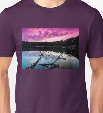 Hypnotized Skies Unisex T-Shirt