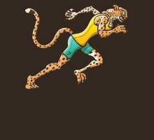 Runner Cheetah Unisex T-Shirt