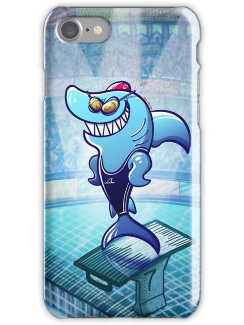 Swimmer Shark by Zoo-co