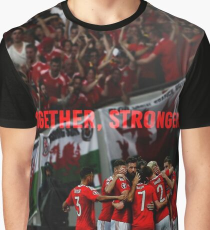 Together, Stronger. Graphic T-Shirt