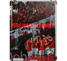 Together, Stronger. iPad Case/Skin