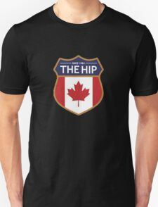 the tragically hip since 1984 Unisex T-Shirt