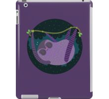 Sloth In The Air iPad Case/Skin