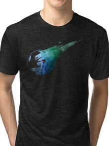 Final Fantasy VII logo universe Tri-blend T-Shirt