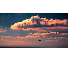 Aviator  Photographic Print