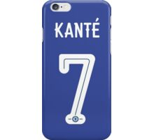 Kante iPhone Case/Skin
