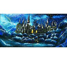 Hogwarts Photographic Print