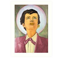 St Dominic Savio of Italy 2 Art Print