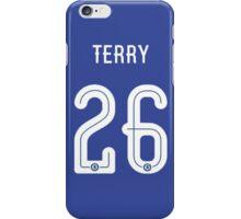 John Terry iPhone Case/Skin