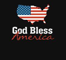 God Bless America - USA Pride Christian T Shirt Classic T-Shirt