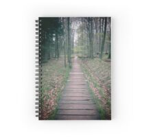 The Path Leads To.... Spiral Notebook