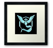 °GEEK° Team Mystic Framed Print