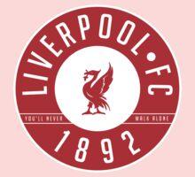 Liverpool FC - 1892 RED Kids Tee
