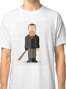 Negan - Walking Dead Classic T-Shirt
