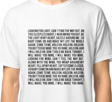 AXODUS ft. SHINee Key - 'Hold On' #3 Classic T-Shirt