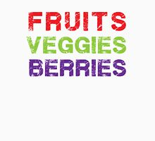 Fruits Veggies Berries - Healthy Food T Shirt Classic T-Shirt