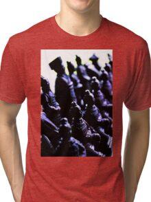 Terracotta Army II Tri-blend T-Shirt