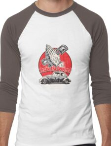 Praise The Lowered Beetle Men's Baseball ¾ T-Shirt