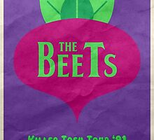 The Beets Killer Tofu Tour by Adam Del Re