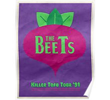 The Beets Killer Tofu Tour Poster