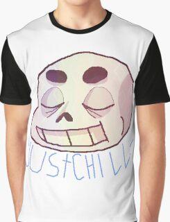 Chill, man Graphic T-Shirt