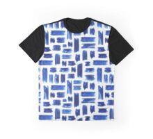 Grungy brushstrokes Graphic T-Shirt