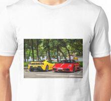Ferrari 430 Scuderia 16M & 430 Scuderia  Unisex T-Shirt