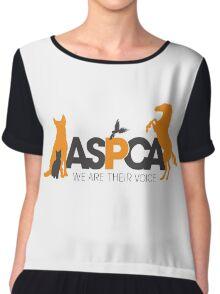 ASPCA Chiffon Top