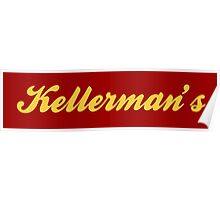 Dirty Dancing - Kellermans Poster