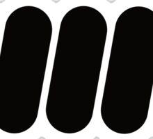 Vape Design Just Coil Sticker