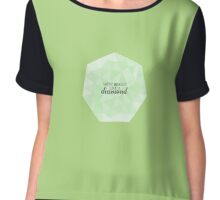 Shine bright like a diamond Chiffon Top