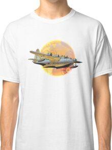 Retro seaplane Classic T-Shirt