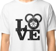 Love Wheel Of Time Classic T-Shirt