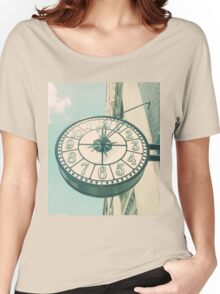 Time after Time Women's Relaxed Fit T-Shirt