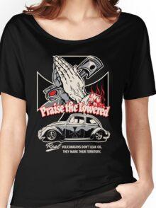 Iron Cross Beetle Women's Relaxed Fit T-Shirt