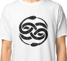 NeverEnding Story Snake Symbol Vintage Classic T-Shirt