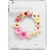 Floral Crown iPad Case/Skin