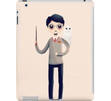 Little Harry iPad Case/Skin
