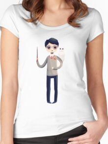 Little Harry Women's Fitted Scoop T-Shirt